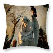 Precious Light Throw Pillow