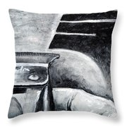Precision  Throw Pillow by The Styles Gallery