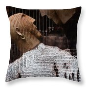 Prelude To A Kiss Throw Pillow