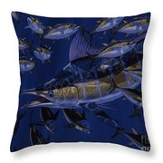 Premonition Off0063 Throw Pillow
