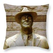 President Theodore Roosevelt 1 Throw Pillow