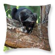 Pretending Throw Pillow