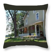 Pretty In Pennsylvania Throw Pillow