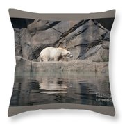 Pretty Poor Substitute Throw Pillow