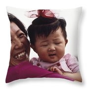 Pride And Joy Throw Pillow