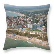 Primorsko Throw Pillow
