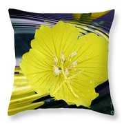 Primrose Throw Pillow