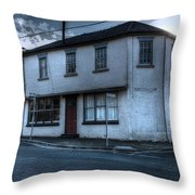 Prince Of Wales Hotel Tasmania Throw Pillow by Ian  Ramsay