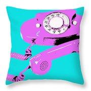 Princess 4 Throw Pillow