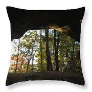 Princess Arch Starburst - D003133 Throw Pillow