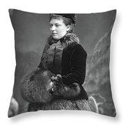 Princess Helena (1846-1923) Throw Pillow