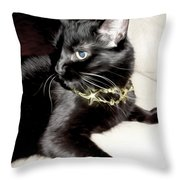 Princess Lucy Throw Pillow