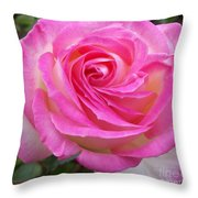 Princess Of Monaco Rose 1 Throw Pillow