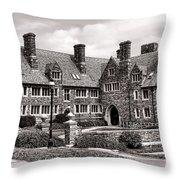 Princeton University Throw Pillow