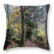 Prionia Throw Pillow