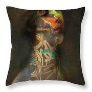 Prison I Sacrifice  Throw Pillow