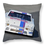 Pro Late Model 21 Throw Pillow