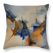 Prodrome Throw Pillow