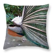 Profile Throw Pillow