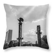 Project 911 Indianapolis Throw Pillow