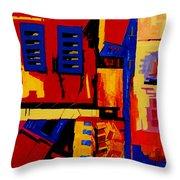 Promenade  - II - Throw Pillow