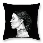 Prometheus - Noomi Rapace Throw Pillow