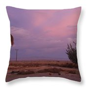 Promise Of A New Day Throw Pillow