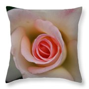 Promise Of Pink Throw Pillow