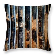 Pros And Cons Truction Throw Pillow