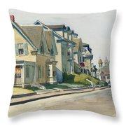 Prospect Street Throw Pillow