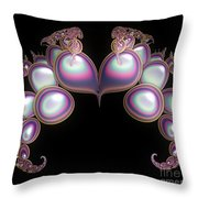 Protective Heart Throw Pillow
