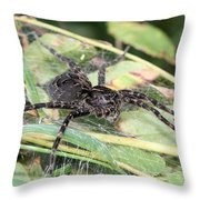 Protective Mother Throw Pillow