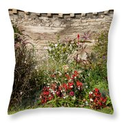 Provence Verdure Throw Pillow