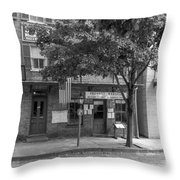 Provost Marshal Throw Pillow by Guy Whiteley