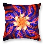 Proxima Centauri Throw Pillow