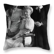 Prussia Royal Family Throw Pillow