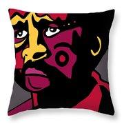 Pryor The Great Throw Pillow