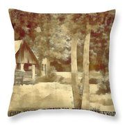 Psalm 119 125 Throw Pillow