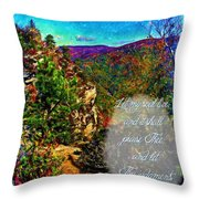 Psalm 119 175 Throw Pillow