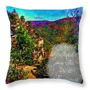 Psalm 119 175 Throw Pillow