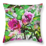 Psalm 34 1 Throw Pillow