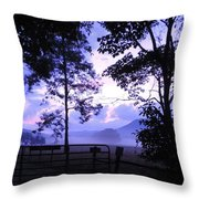 Psalm 85 Throw Pillow