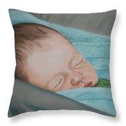 Psalm Four Eight Throw Pillow