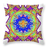Psalm Of Moses Throw Pillow