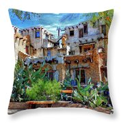 Pueblo - Hopi Inspired Throw Pillow