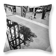 Puente Colgante IIi Throw Pillow