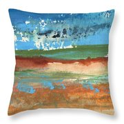 Puicheric 03 Throw Pillow
