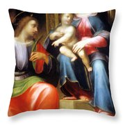 Puligo Throw Pillow