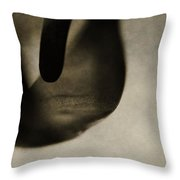 Pull The Trigger Throw Pillow