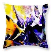 Botanical # 1201 Throw Pillow